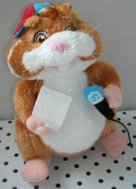 Hamster knuffel als reporter | Albert Heijn