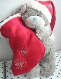 Beer knuffel Kerst met kerstlaars | Me to You