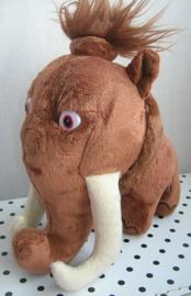Manny de mammoet knuffel bruin | Ice Age 4 TCC Global