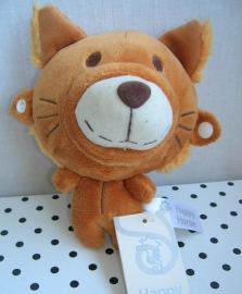 Poes knuffel bruin | Happy Horse Assorted Friends