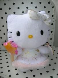 Hello Kitty knuffel als engeltje | TY