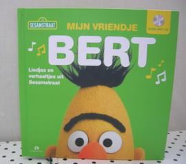 Mijn vriendje Bert | Verhalen en liedjes over Bert uit Sesamstraat