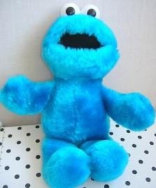 Sesamstraat Koekiemonster knuffel blauw | Applause