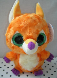 Olifantspitsmuis Goldee knuffel oranje | Yoohoo & Friends Aurora