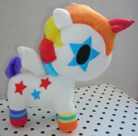 Tokidoki eenhoorn unicorn Bowie knuffel | Aurora
