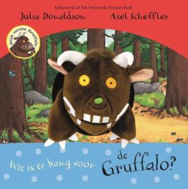 Wie is er bang voor De Gruffalo handpopboek | Julia Donaldson