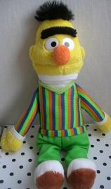 Sesamstraat Bert knuffel pop | Rubotoys