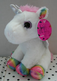 Eenhoorn unicorn Spirit knuffel multi colour | Sparkle Tales Aurora