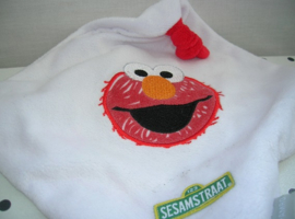 Sesamstraat Elmo knuffeldoek   ABN Amro