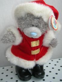 Beer knuffel Kerst met plastic laarsjes | Me to You