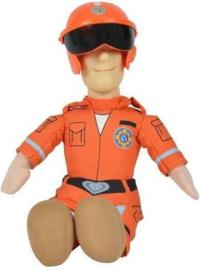 Piloot Tom knuffel | Brandweerman Sam