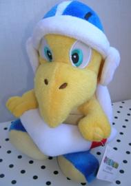 Boomerang Bro knuffel geel/blauw | Super Mario Nintendo