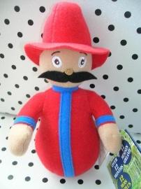 In de Droomtuin knuffel Mr. Pontipine | Playskool