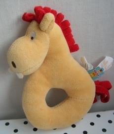 Paardje Heddles Horse knuffel rammelaar | Oilily