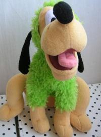 Pluto knuffel hond donzig pakje