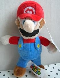 Mario Super Mario Nintendo knuffel