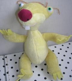 Sid luiaard knuffel   Ice Age 3