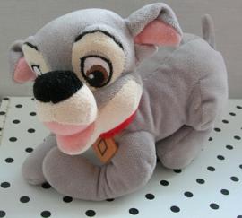 Vagebond Disney knuffel hond uit Lady en de Vagebond | Nicotoy