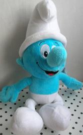 Smurf knuffel blauw/wit   The Smurfs