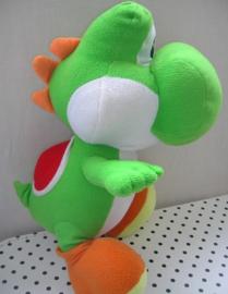 Yoshi Super Mario Nintendo knuffel groen