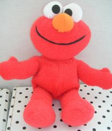 Sesamstraat Elmo knuffel rood | Tyco