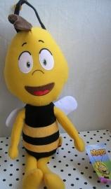 Willy de bij knuffel geel/zwart | Maja Maya de bij Famosa