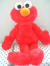 Sesamstraat Elmo knuffel rood groot | Applause