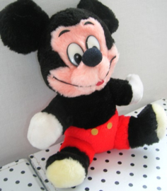 Mickey Mouse Disney knuffel vintage