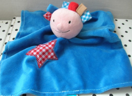 Boy jongen knuffeldoek blauw | Lief Lifestyle