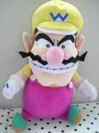 Wario Super Mario Nintendo knuffel
