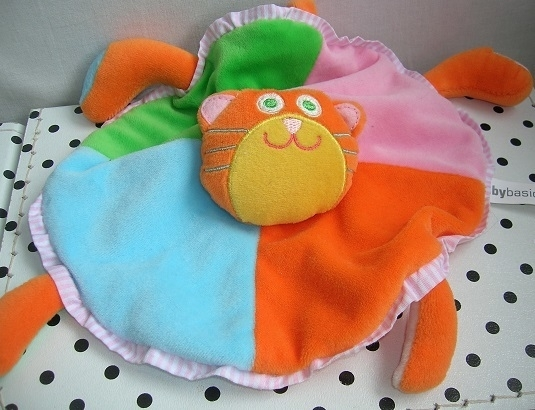 Poes knuffeldoekje   Hans Textiel Baby Basics
