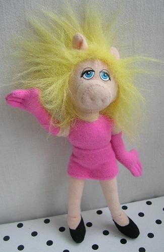 Miss Piggy Muppets knuffel | McDonalds