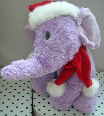 Disney Lollifant Lumpy olifant knuffel Christmas   Disneyworld Disneystore