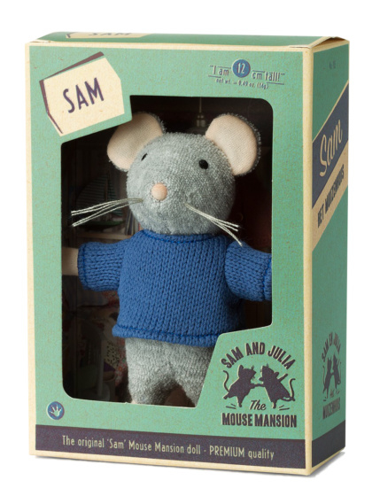 Het Muizenhuis muisje Sam