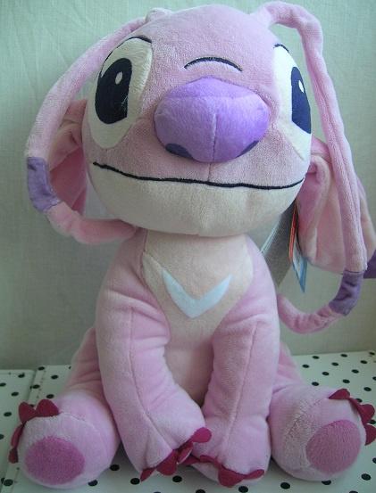 Angel Disney knuffel   Lilo & Stitch Nicotoy