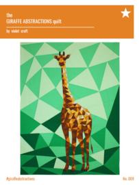 Het originele stofpakket Giraf