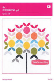 Violet Craft - The Citrus Grove quilt pattern