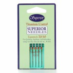Superior Topstitch Needles 70/10