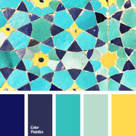 Kleurpalet 96