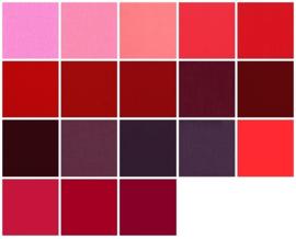 Kleurstaaltjes rood