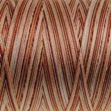 Aurifil Mako 28 - kleur 4656 - gemêleerd