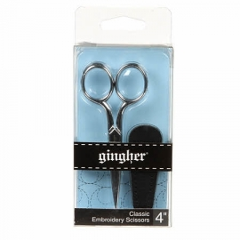 "Gingher 4"" Classic Embroidery Scissor"