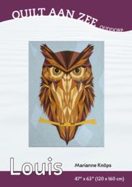 Louis the Owl - Digital pattern