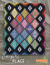 Empire Place Quilt  - Instructions and patterns