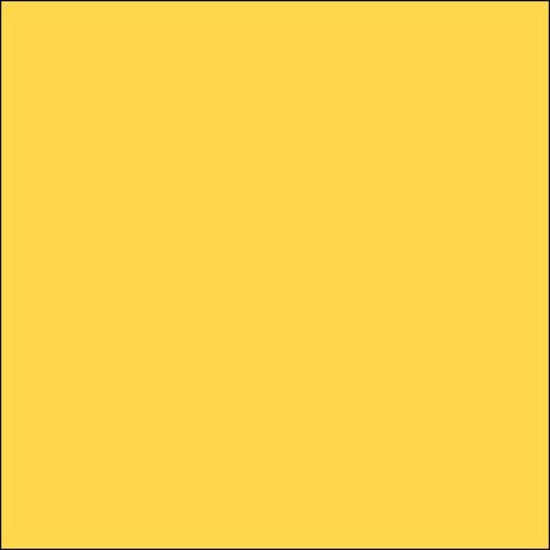 AMB 10 Dark Yellow  - color sample