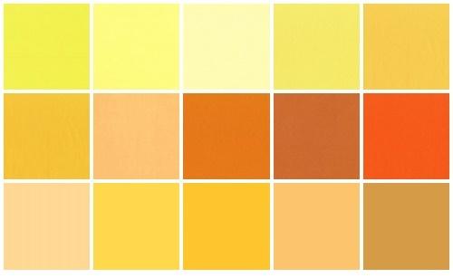 Kleurstaaltjes geel