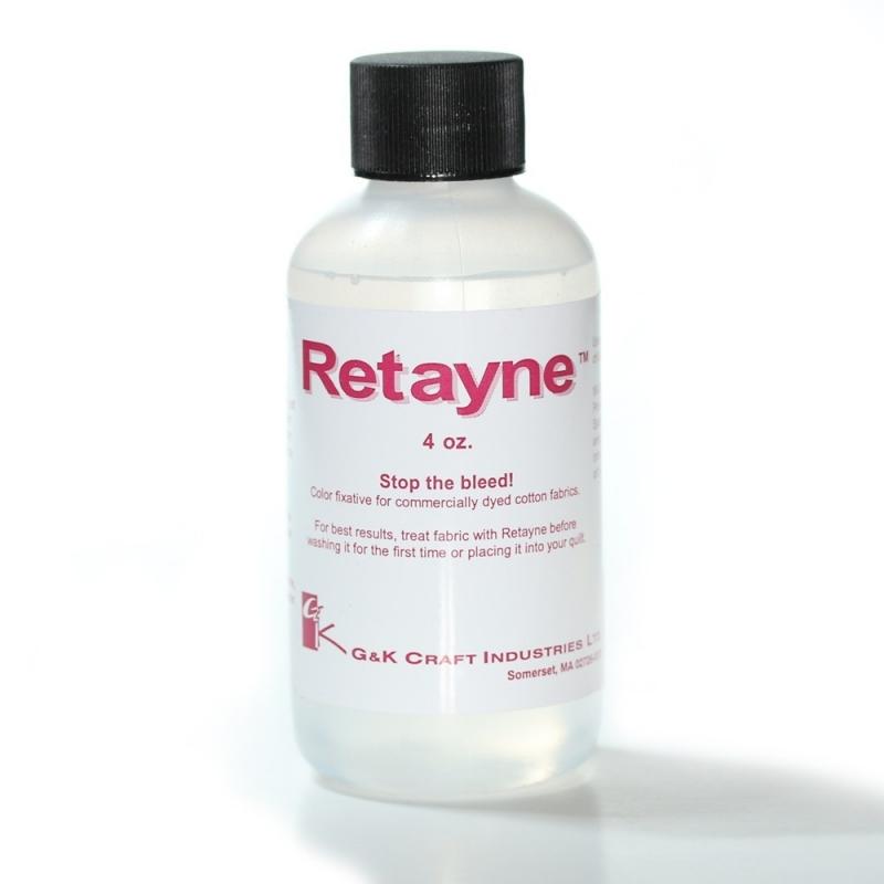 Retayne color fixative - 4oz