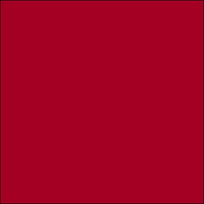 AMB 4 Red - kleurstaal