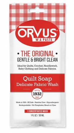 Orvus Quilt Soap - zakje 30ml