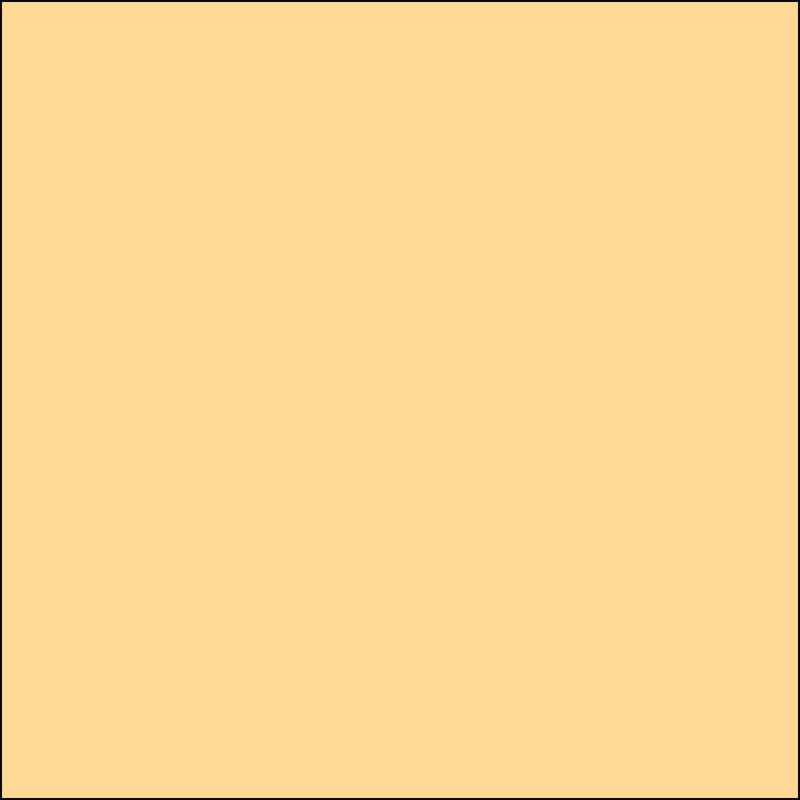 AMB 8 Light Yellow - color sample